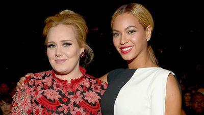 Beyoncé y Adele lanzarán una canción juntas