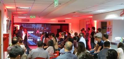 Realizan taller de postulación para el concurso Accelerator 100+ de Cervepar