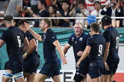 Escocia destroza a Samoa