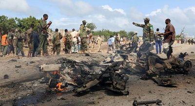 Atacan una base de EEUU y un convoy militar de la Unión Europea en Somalia