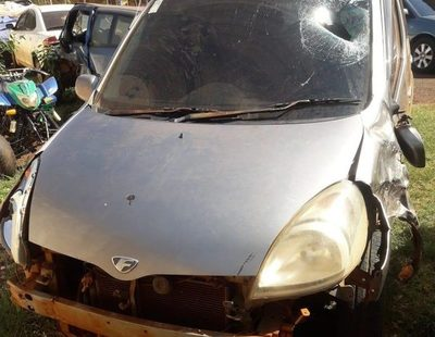 Joven fallece tras accidente sobre ruta 06