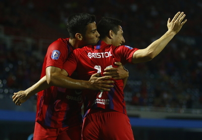 Cerro se reencuentra con la victoria goleando a Santaní