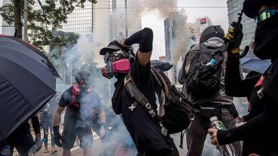China prepara su aniversario, pero Hong Kong organiza sus protestas