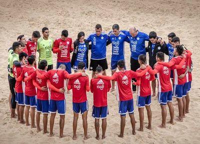 Los Pynandi enfrentan a Uruguay en Manta