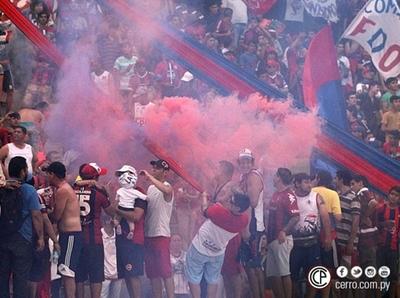 Cerro Porteño celebra 107 años