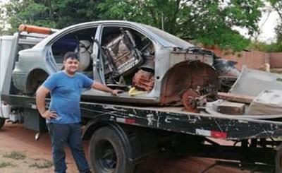 Difunden lista de vehículos recuperados en aguantadero