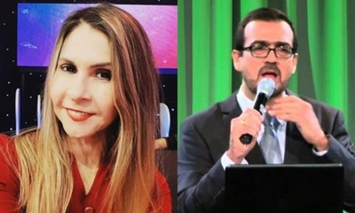 Graciela Stumpfs salió en defensa del pastor Emilio Agüero