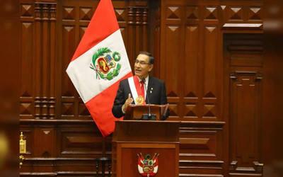 A pesar de crisis política peruana, actividades se desarrollan con normalidad