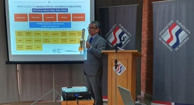 Sector Industrial fue presentado a la Asociación Paraguaya de Compañías de Seguros