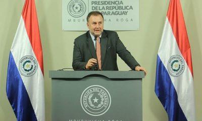 El ministro Benigno López confirmó que nuestro país entró en recesión económica