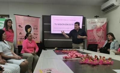 """Tesãi lanza campaña """"Causa Rosa"""""""