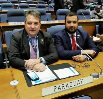 Nuestro país fue electo miembro del Consejo de la Organización Internacional de la Aviación Civil- OACI