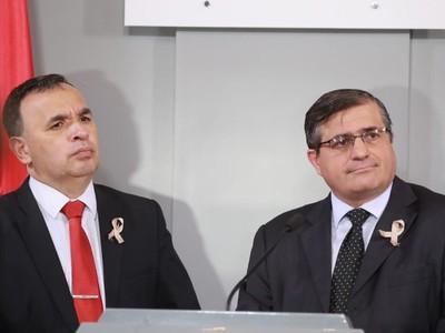 Ejecutivo apoya la investigación en el caso Indert