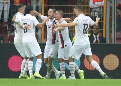 Icardi le da la victoria a PSG ante Galatasaray en Turquía