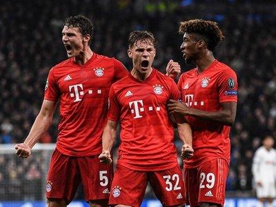 Tremenda paliza a domicilio del Bayern al Tottenham