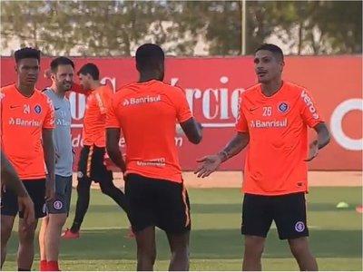 Guerrero caldea los ánimos en el Inter tras encararse con un compañero