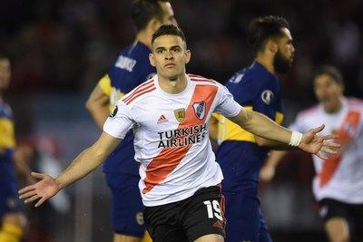 En el Monumental, River Plate doblegó a Boca Juniors