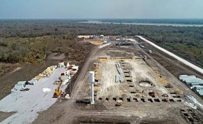 HOY / Avanza construcción de cementera en el norte, con más de US$ 200 millones de inversión