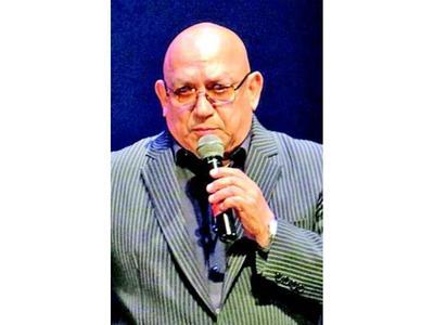 Hoy rinden homenaje en vida  al músico    Riolo Alvarenga