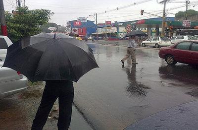 Anuncian lluvias para hoy