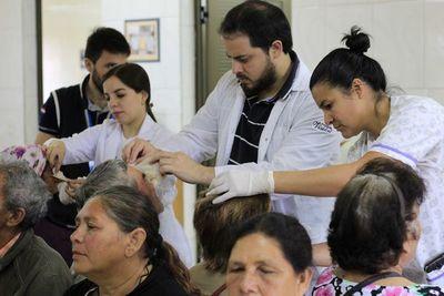 Fundación Visión convoca a interesados en cirugía de catarata