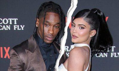Kylie Jenner y Travis Scott se separaron