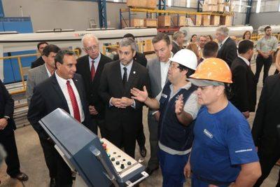 Planta de producción de tuberías apuesta por el mercado nacional