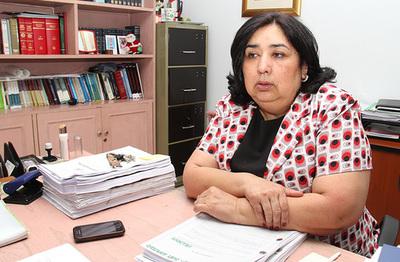 Ministra de la Niñez pide mayor capacitación para magistrados