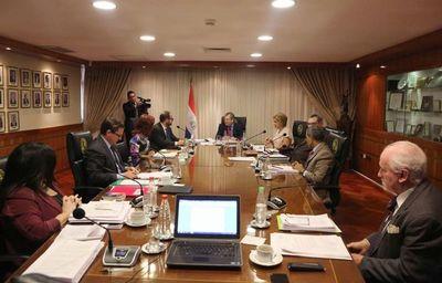 Pleno de la Corte Suprema recibió a asesor de Unesco