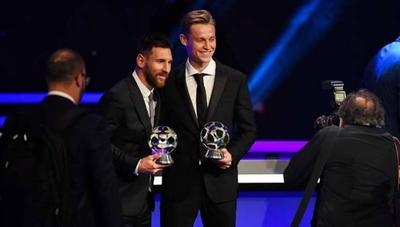 HOY / De Jong daría el Balón de Oro a Messi antes que a Van Dijk