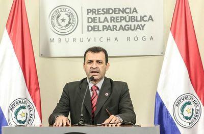 Diputado Del Puerto pide informes de inversión para Caaguazú