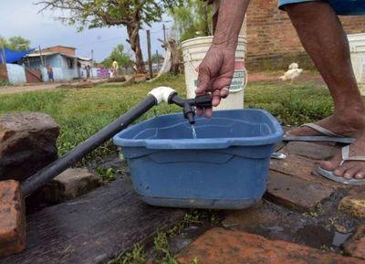 """A raíz de un déficit en la producción, Essap admite que habrá """"crisis"""" con el agua"""