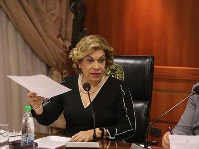 Bareiro pide poner fotos de ministros de la Corte para que sean conocidos