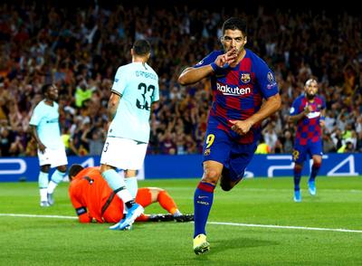 Barcelona reacciona a tiempo y vence al Inter en el Camp Nou