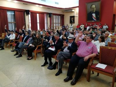 Galaverna reemplaza a Gneiting en la Comisión Ejecutiva de la ANR