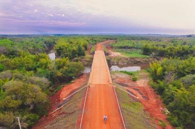 Jefe de Estado inaugurará obras viales y entregará aportes para salud y educación en Caazapá