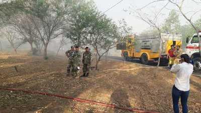 Incendio en Parque Guasu: Piden a la Fiscalía investigar y dar con responsables