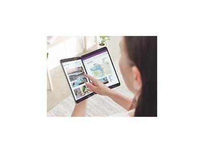 Microsoft presenta   nuevos productos con doble pantalla