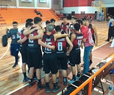 Básquet U17: Concepción queda eliminada del nacional