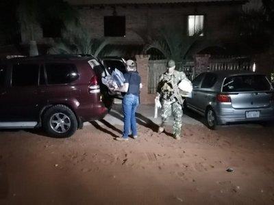 Video: Así detuvieron a la gestora y al gerente del BNF