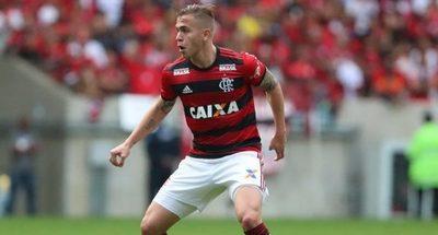 Con Piris Da Motta, el Flamengo igualó en su visita a Gremio