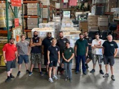 Estados Unidos dona 1.150 herramientas para combatir incendios