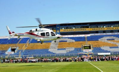 """Patronales de """"alto vuelo"""" en honor a la Virgen del Rosario, este fin de semana en Luque •"""