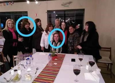 Operadora política de Lilian Samaniego, nueva directora de IPS de Luque •