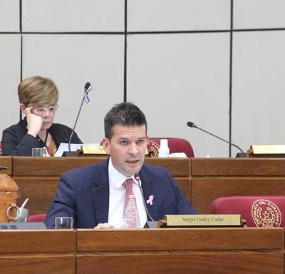 Senado frenó intención de la oposición de derogar acuerdo Macri-Cartes sobre Yacyretá