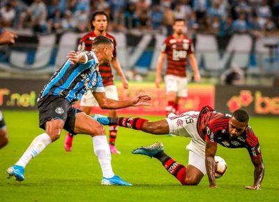 Gremio y Flamengo empatan y dejan todo para el Maracaná