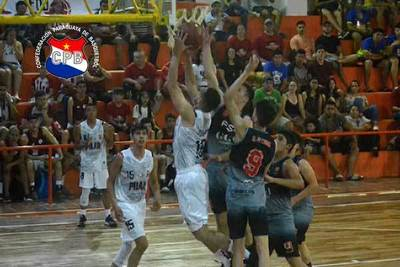 Torneo U17 de Basket inicia cuadrangular final