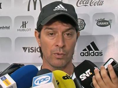 Daniel Garnero espera un partido complicado ante Nacional