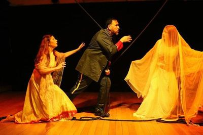"""Estrenan """"Antígona Inmortal"""", esta noche en Arlequín Teatro"""