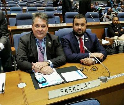 Concepcionero representa a Paraguay en el concejo de la OACI